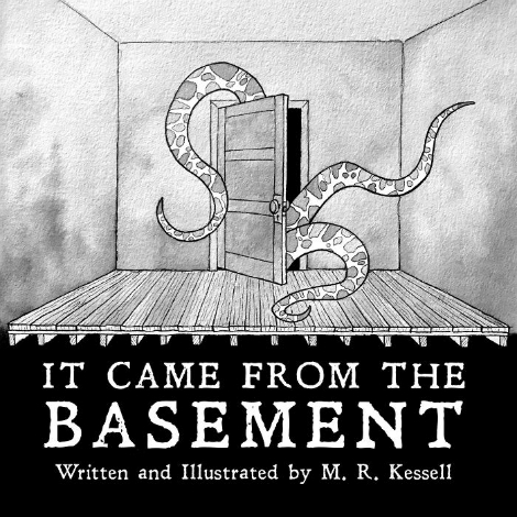 It-Came-from-the-Basement-cover-M-R-Kessell