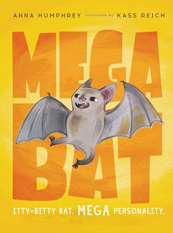 Megabat-cover-Anna-Humphrey-Kass-Reich