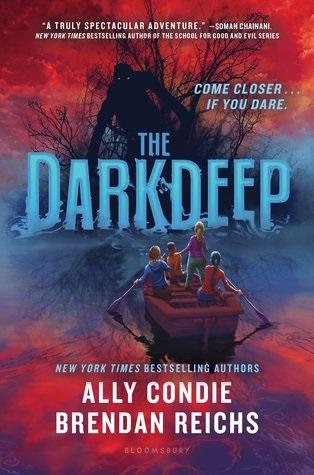 The-Darkdeep-cover-Ally-Condie-Brendan-Reichs