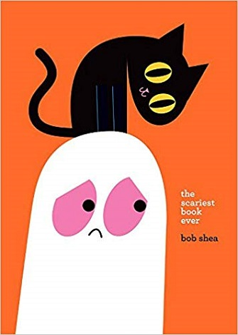 The Scariest Book Ever picture book kids' book children's book picture book book review ghost Halloween