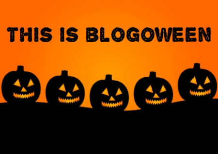THIS IS BLOGOWEEN - Halloween horror book blogger