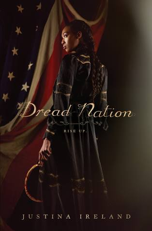 Dread-Nation-cover-young-adult-horror-zombies-book-review
