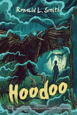 Hoodoo-cover-horror-kidlit-middle-grade-book-review