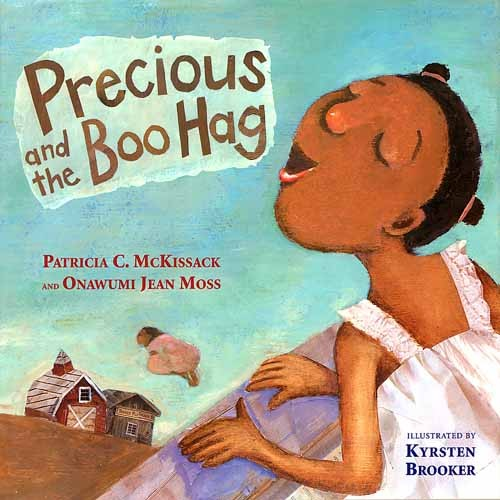 Precious-and-the-Boo-Hag-cover-picture-book-review