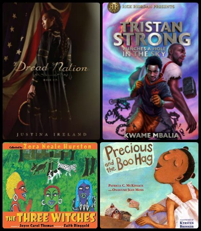 TBR-Friday-Celebrating-Black-Authors-Part-2-1