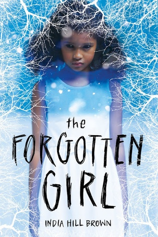The-Forgotten-Girl-cover-horror-kidlit-middle-grade-book-review