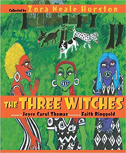 The-Three-Witches-cover-kidlit-picture-book-review-zora-neale-hurston