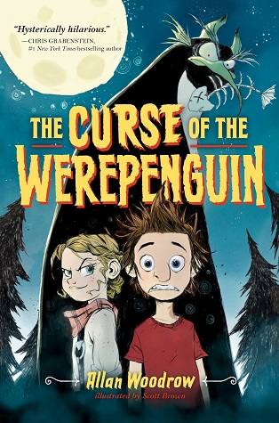 The-Curse-of-the-Werepenguin-cover