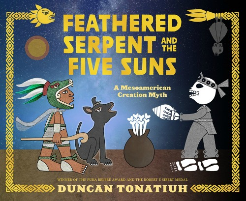 Feathered-Serpent-and-the-Five-Suns